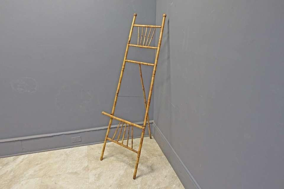 Genuine Bamboo Easel for Artwork